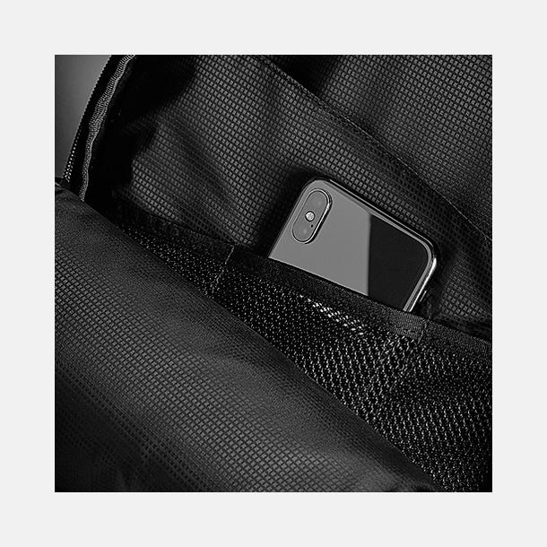 Expanderbara ryggsäckar med reklamtryck