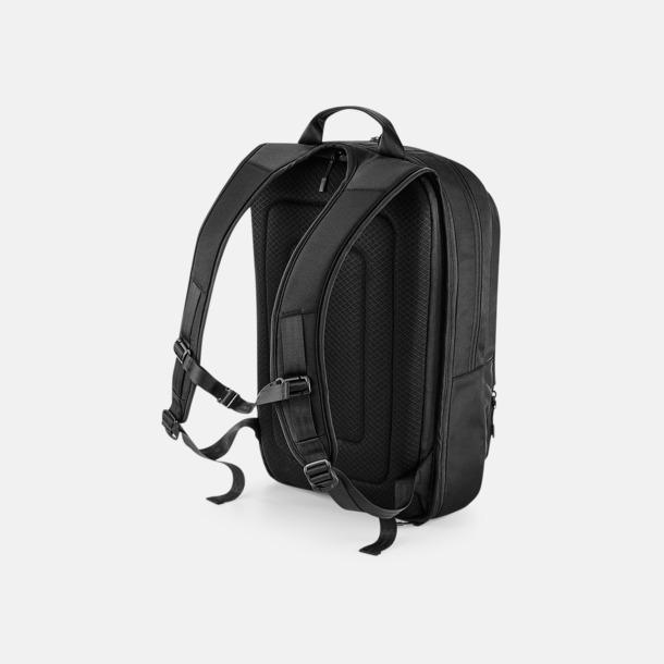 Expanderbara laptop-ryggsäckar med reklamtryck