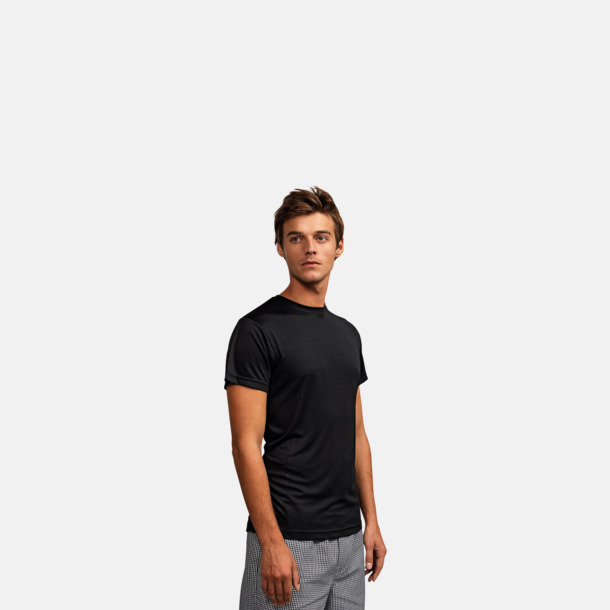 Coolchecker t-shirts med reklamtryck