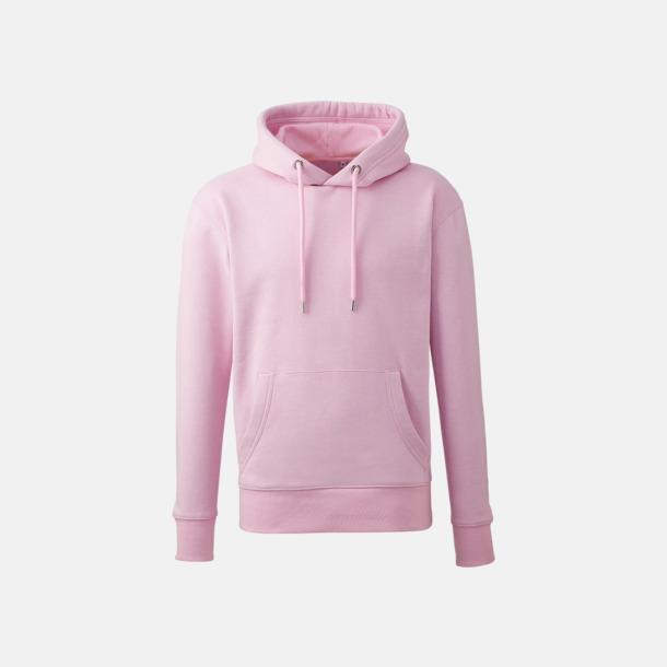 Rosa Anthem Premium Hoodie - Med tryck