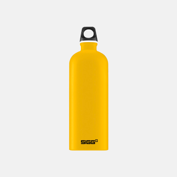1L Senap - Matt Äkta SIGG-flaskor med eget tryck