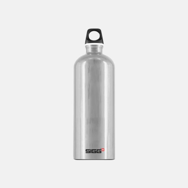 1L Aluminium Äkta SIGG-flaskor med eget tryck