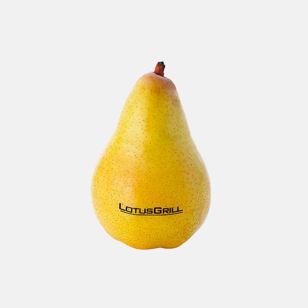 Päron Färska Frukter Med tryck