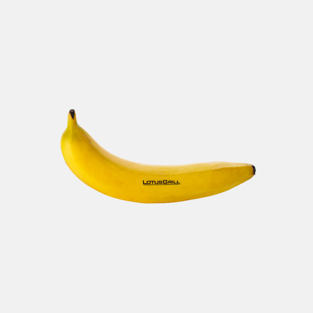 Banan Färska Frukter Med tryck