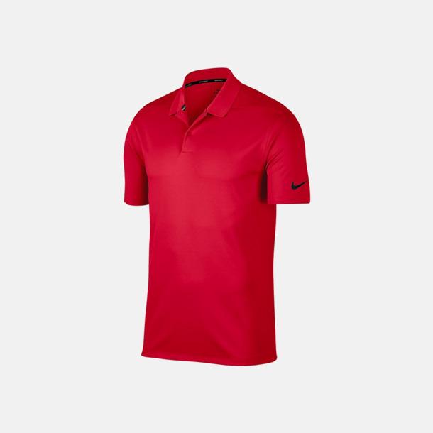 University Red / Black Kvalitetspikéer från Nike med reklamtryck