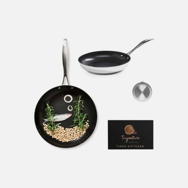 Bonusgåva - Gourmetstekpanna Exklusiva gåvokort från Selected by Leif Mannerström