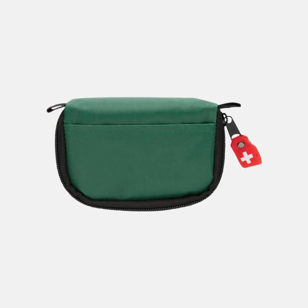 Grön First Aid Pouch med eget reklamtryck