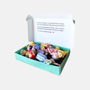 Mintchoklad box med eget tryck