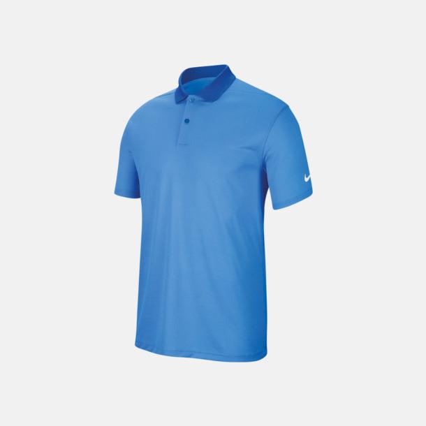 University blue Kvalitetspikéer från Nike med reklamtryck