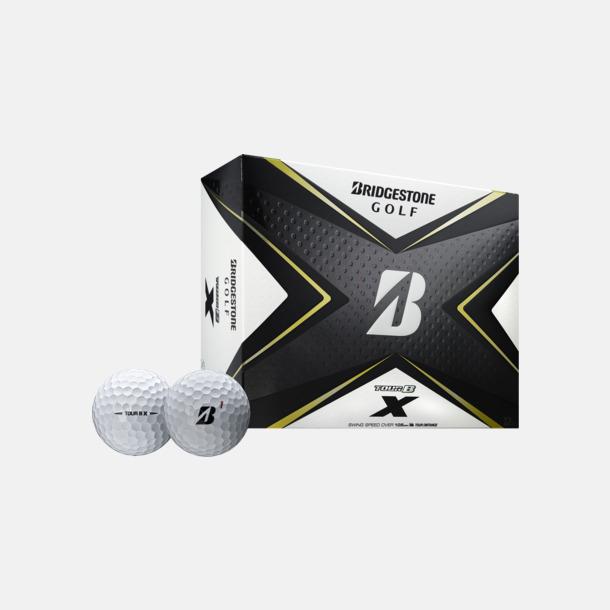 X Proffsiga golfbollar med reklamtryck